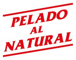 pelado al natural